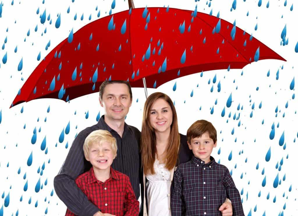 משפחה מוגנת